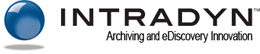 Intradyn Email Archiving and eDiscovery