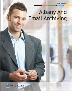 Albany and Email Archiving