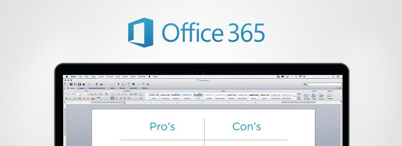 The Pros and Cons of Microsoft Office 365 Adoption